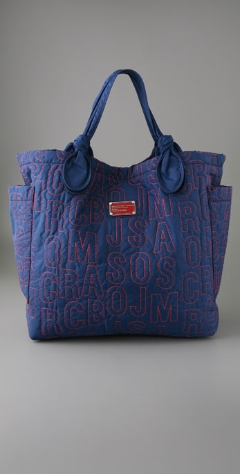 Marc by Marc Jacobs Pretty Nylon Stitched Tate Tote