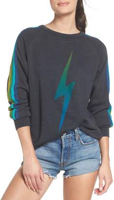 Aviator Nation Bolt Fade Sweatshirt