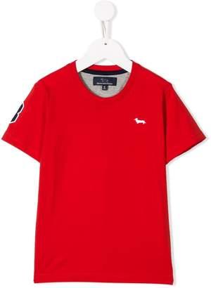 Harmont & Blaine Junior number patch T-shirt