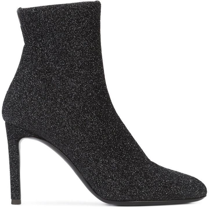 Giuseppe Zanotti Design glitter sock boots