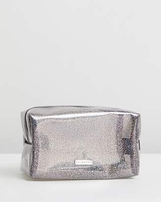 Skinnydip Holly Dot Makeup Bag