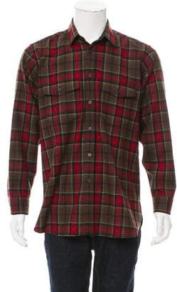 Saint Laurent 2013 Wool Shirt