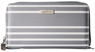 Ju-Ju-Be - Coastal Be Spendy Zip Around Clutch Wallet Wallet Handbags $50 thestylecure.com