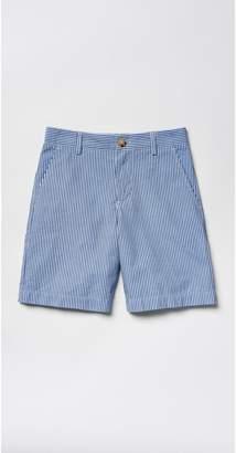 J.Mclaughlin Boys' Oliver Seersucker Shorts
