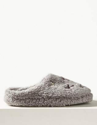 Marks and Spencer Mule Slippers