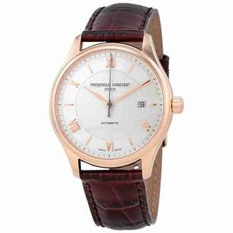 Frederique Constant Men's Classics 40mm Brown Automatic Watch Fc-303mv5b4