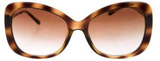 Michael Kors Gradient Square Sunglasses