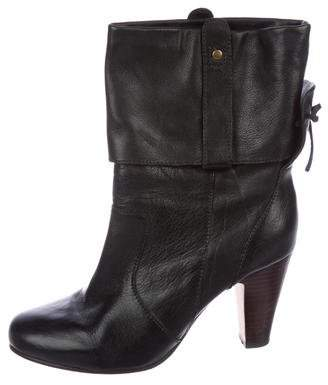 Dolce Vita Webber Leather Boots
