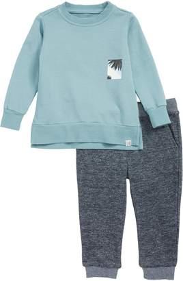 Sovereign Code Tex/Decree Sweatshirt & Jogger Pants Set