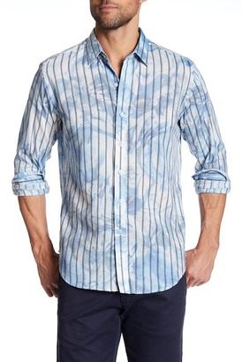 Robert Graham Bread Street Floral Classic Fit Dress Shirt $198 thestylecure.com