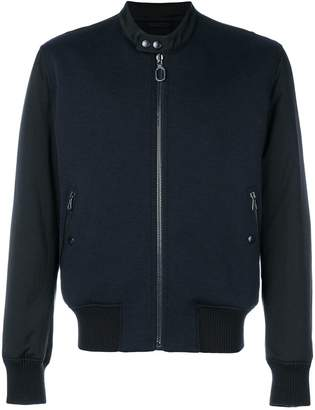 Lanvin two-tone bomber jacket