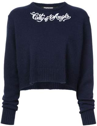 Adaptation City of Angels sweater