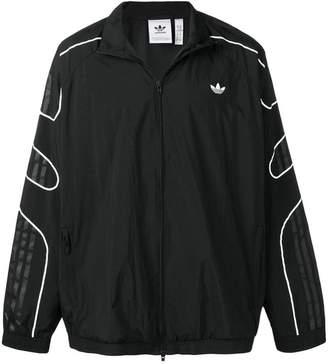 adidas Flamestrike woven track jacket