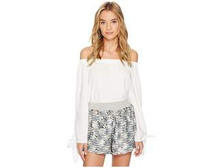Bishop + Young Avery Off Shoulder Top Women's Clothing