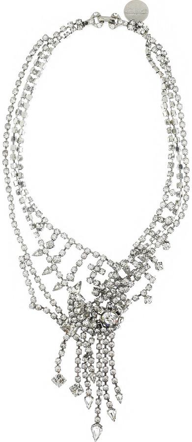 Tom Binns Dumont diamante necklace