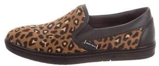 Jimmy Choo Grove Slip-On Sneakers w/ Tags