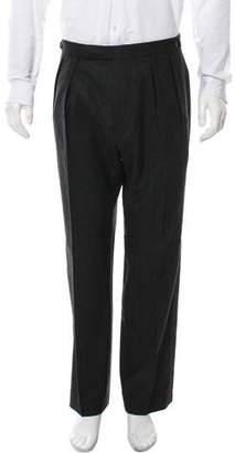 Polo Ralph Lauren Paneled Virgin Wool Pants
