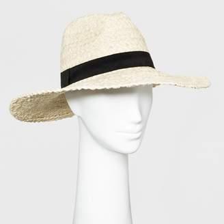 Universal Thread Women's Panama Hat Natural