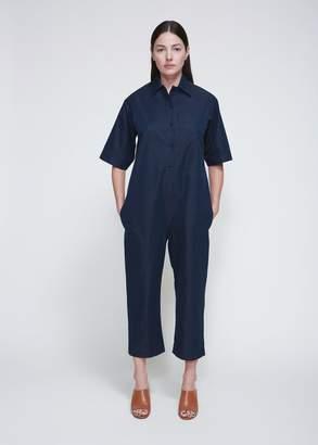 Nehera Odete Summer Trench Cotton Jumpsuit