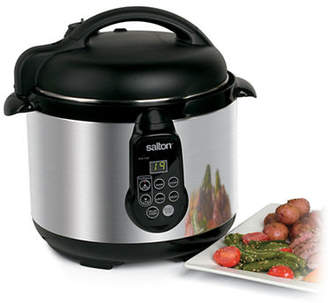 Salton 5 in 1 Electronic Pressure Cooker