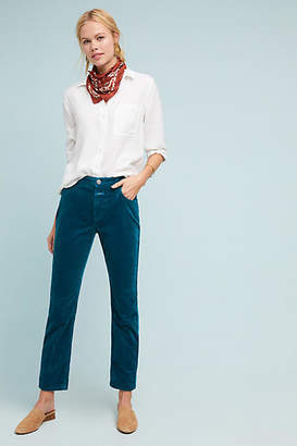 Closed Heartbreaker High-Rise Corduroy Straight Jeans