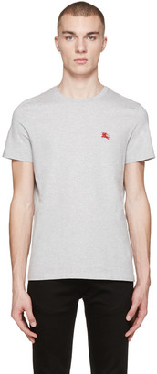 Burberry Grey Tunworth T-Shirt $105 thestylecure.com