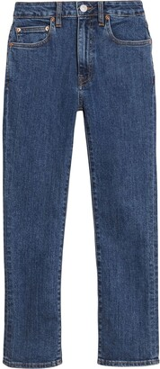 Burberry Straight Fit Japanese Denim Jeans