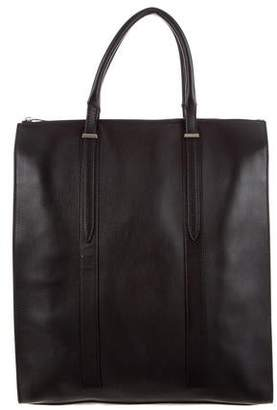 d6ccfeb80a Balenciaga Leather Structured Tote