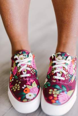Keds Anchor Vintage Blossoms Sneakers