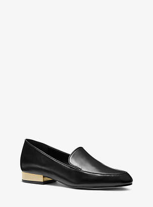 Michael Kors Valerie Leather Loafer
