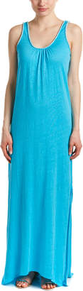 Calypso St. Barth Livoria Linen Maxi Dress