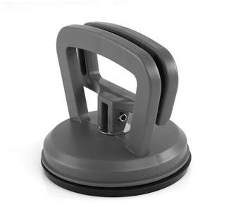 ±0 0 Higi Quality Vacuum Suction Cup Glass Lifter With Plastic Handle, Powerful Heavy Duty Vacuum Lifter