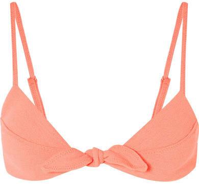 Vix Belini Bikini Top - Coral
