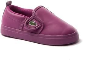 Lacoste Kids' Gazon Slip-ons