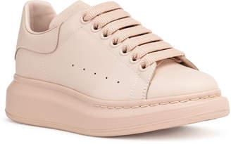 d0a102bd14cd Alexander McQueen Dusty pink classic sneakers