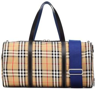 Burberry Vintage Check travel bag