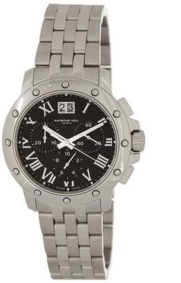 Raymond Weil Men's Tango Swiss Quartz Chronograph Bracelet Watch, 40mm