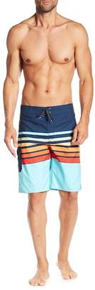 Billabong All Day Stripe Swim Trunks