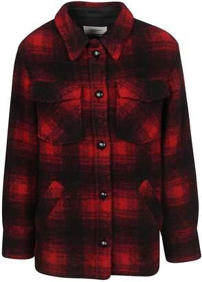 Isabel Marant Plaid Jacket