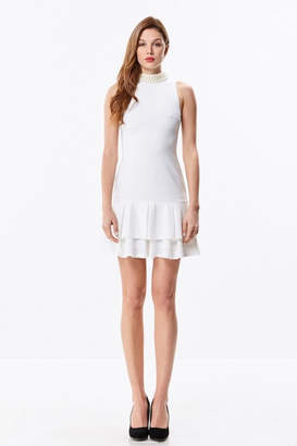 Soprano White Pearl Dress