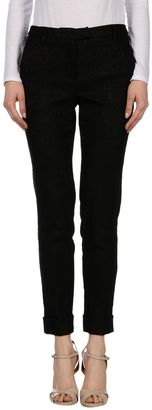 JUCCA Casual pants $193 thestylecure.com