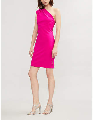 Ted Baker Bettiea One-Shoulder Crepe Dress