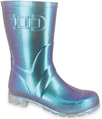 Beck Women's Glossy Wellington Boots