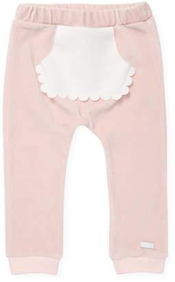 Fendi Scallop Trouser