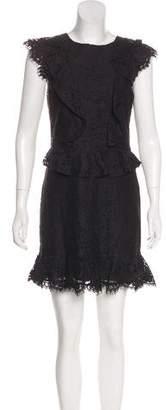 Joie Lace Mini Dress w/ Tags