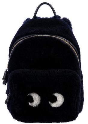 Anya Hindmarch Sheerling Imperial Eyes Backpack