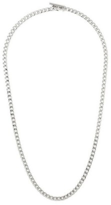 Topman Mens Silver Chain Necklace*