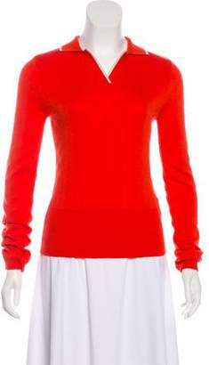 Veda Long Sleeve Polo Sweater w/ Tags