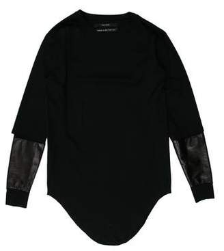Pyer Moss Layered Long Sleeve T-Shirt