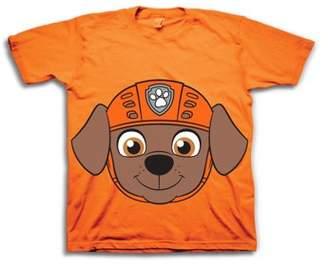 PAW Patrol Zuma Big Face Short Sleeve Shirt (Toddler Boys)